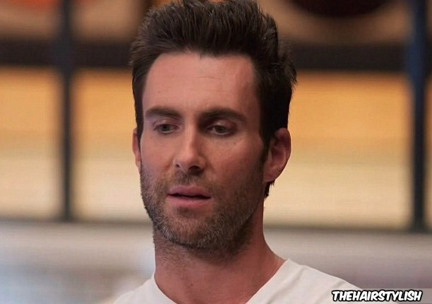 Maroon 5 Hairstyle