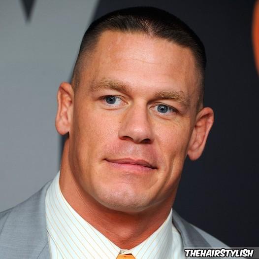 John Cena Haircut Mens Hairstyles Haircuts 2018