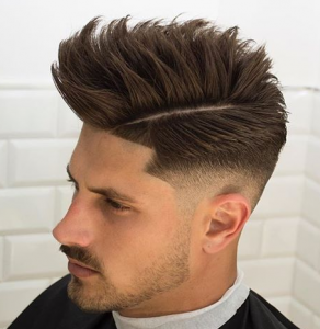 Mighty and Spiky Style for Men
