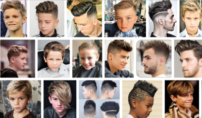 cool boys hairstyles 2018