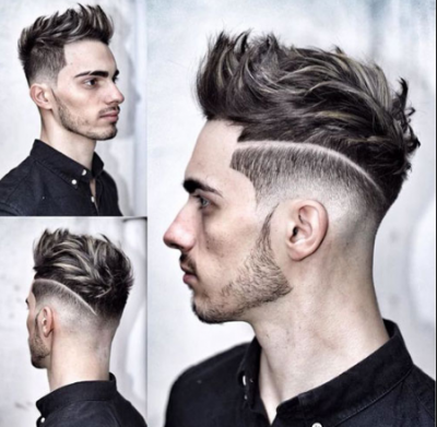 edgy men hairstyles