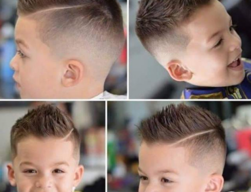10 Awesome and Edgy Mohawks for Kids
