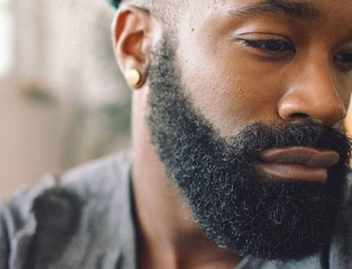 29 Black Men's Beard Style – Be Unique and Sexy