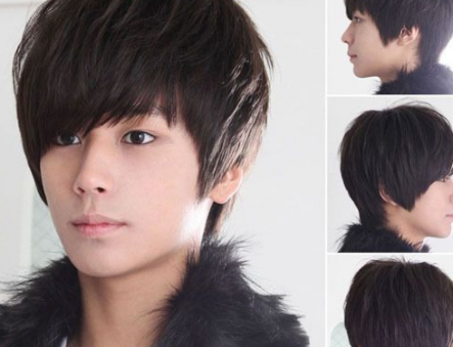 Best 35 Cheerful Haircuts and Hairstyles For Chinese Men 2018