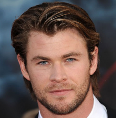Hairstyles For Men with Round Face