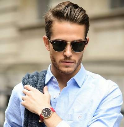 Stylish Men's Hipster Haircuts