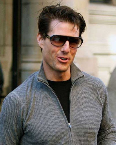 tom cruise haircut