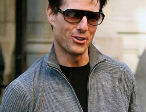 Tom Cruise Short Hair