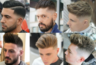 100 New Hairstyles For Men in 2018 | Men\'s Hairstyles + Haircuts 2018