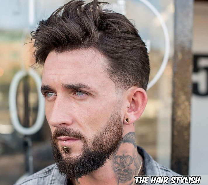 Top 100 Men S Haircuts Hairstyles For Men May 2019 Update: Men's Hairstyle Trends