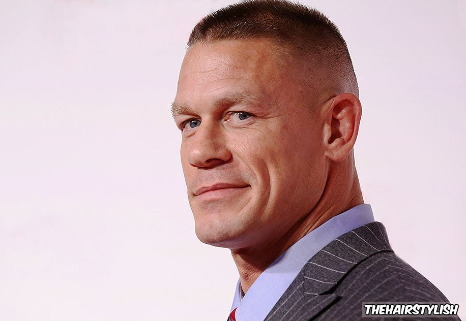 John Cena Haircut