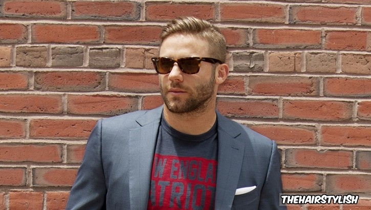 Julian Edelman Haircut Men S Hairstyles Haircuts 2020