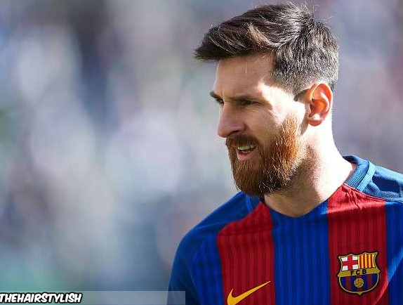Most Popular Hairstyles for Lionel Messi