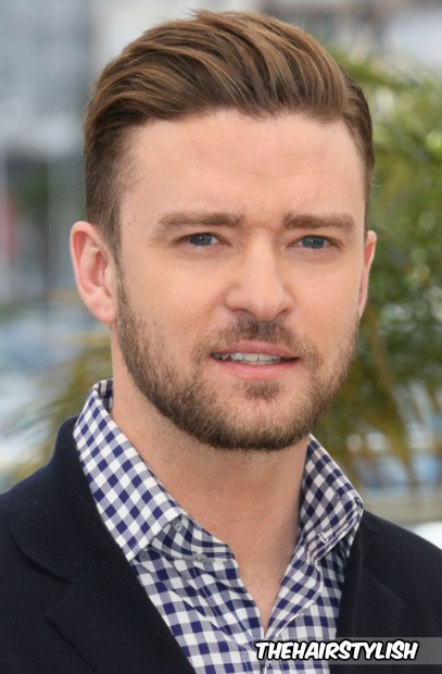 Justin Timberlake Haircut | Men's Hairstyles + Haircuts 2018