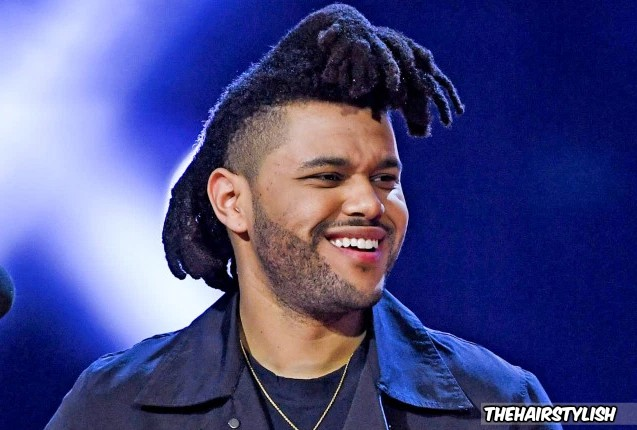 Weeknd Hair