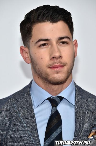 Nick Jonas Haircut Men S Hairstyles Haircuts 2019