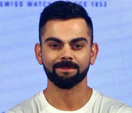 Virat Kohli Hairstyles   Men's Hairstyles + Haircuts 2020