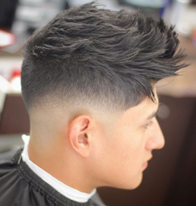 Razor Fade Haircut   Men's Haircuts + Hairstyles 2019