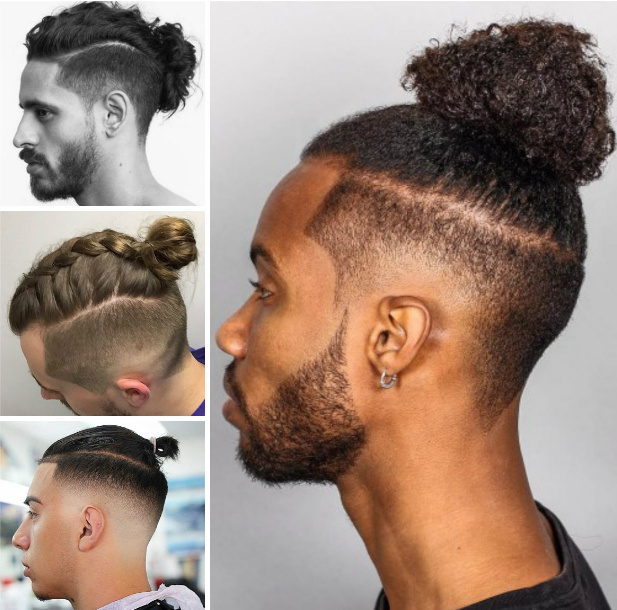 10 Terrific Long Hairstyles For Black Men Men S