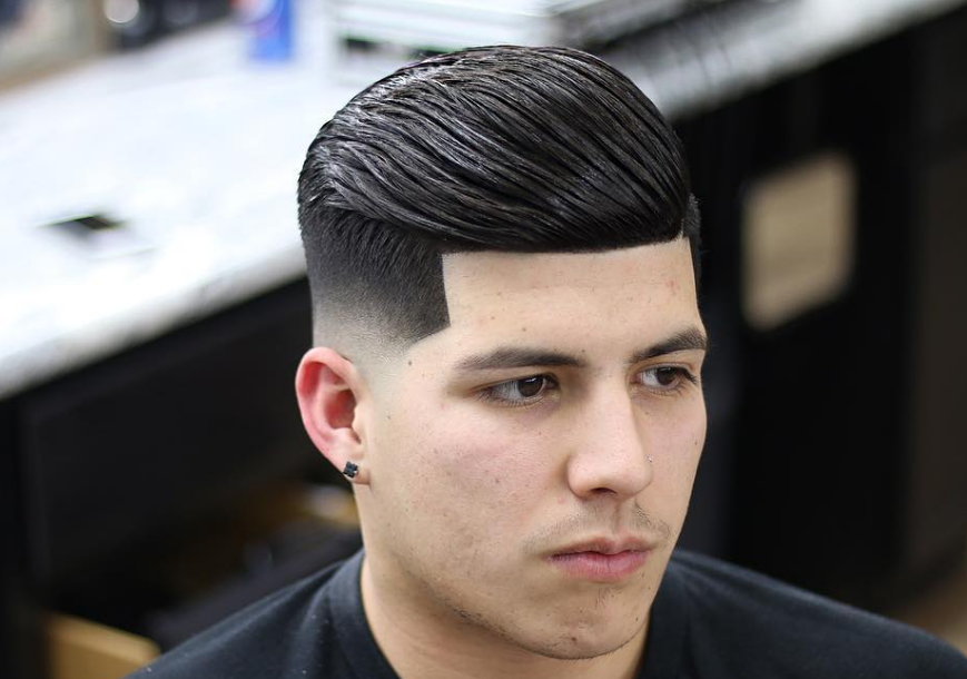 22 Sharp Line Up Haircut The Hair Stylish