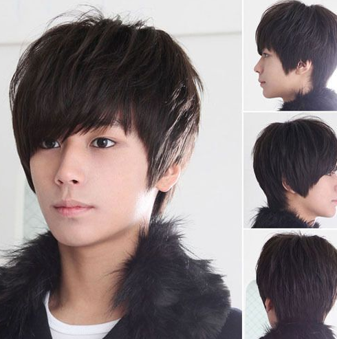 Best Hairstyles For Chinese Men Men S Hairstyles