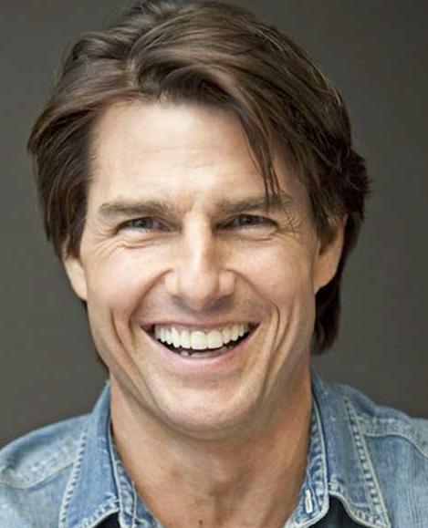 Tom Cruise Cute Short Classy Hairstyle The Hair Stylish