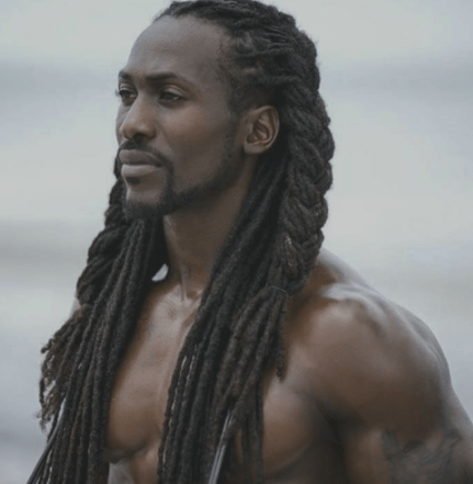 Hairstyles For Black Men With Long Hair The Hair Stylish