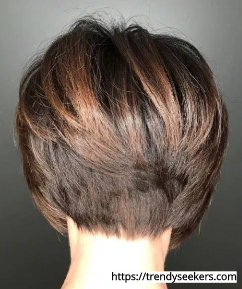 100 Stylish And Classy Short Haircuts And Hairstyles For Thick Hair 2019