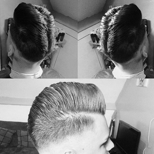 Ducktail Hairstyles Images The Hair Stylish