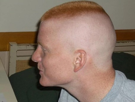 Air Force Haircut