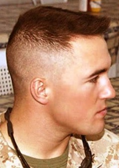 Army Haircut
