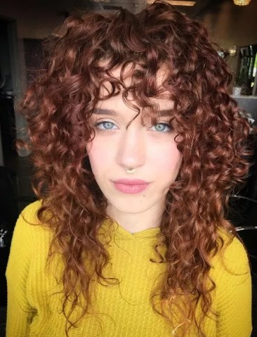 best curly hair