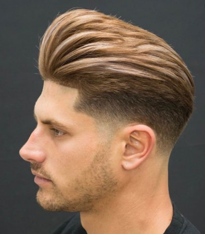 What is most popular hairstyle for guys?