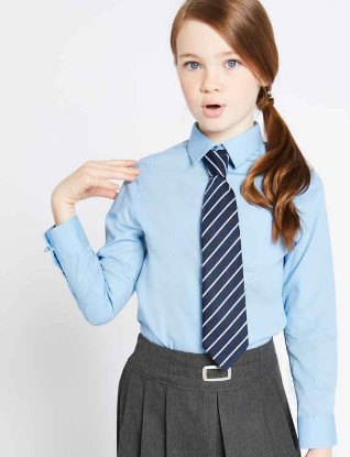 hairstyle for school girl